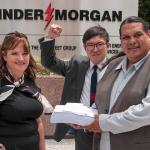 Kinder Morgan Trans Mountain Project